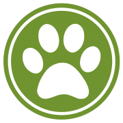 Proper Dog Day Care paw logo